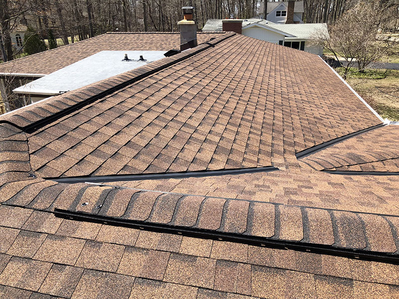 Wisconsin Roofing LLC | Brookfield | Residential | CertainTeed Landmark PRO Burnt Sienna