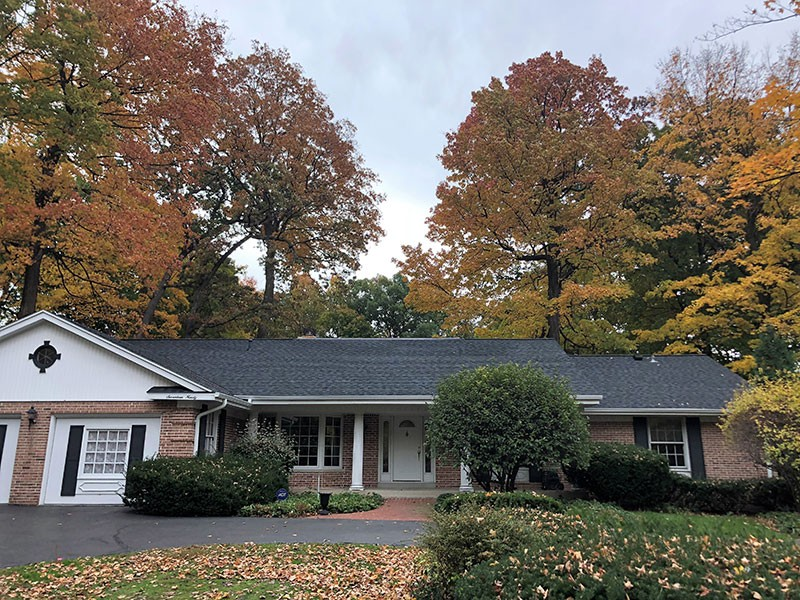 Wisconsin Roofing LLC | Residential | Brookfield | CertainTeed Landmark PRO Moire Black