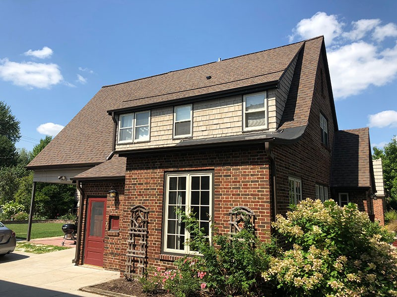 Wisconsin Roofing LLC | Residential | Port Washington | CertainTeed Landmark PRO Heather Blend
