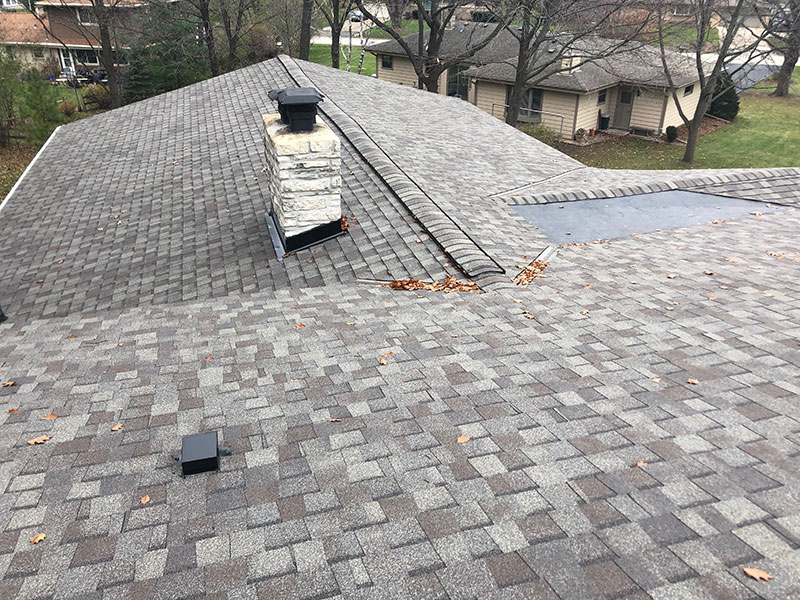 Wisconsin Roofing LLC | Residential | New Berlin | CertainTeed Landmark Weathered Wood