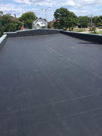 Wisconsin Roofing LLC | Brown Deer | Commercial Roofs | EPDM Rubber Roof