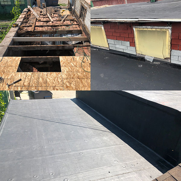 Wisconsin Roofing LLC | Elkhart | Commercial Roofs | Rubber Roof & Shingle Installation