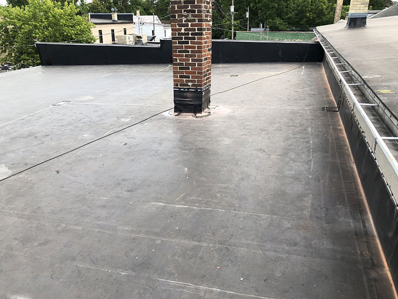 Wisconsin Roofing LLC   Elkhart   Commercial Roofs   EPDM Rubber Roof