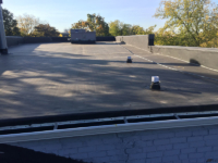 Wisconsin Roofing LLC | Milwaukee | Commercial Roofs | EPDM Rubber Roof | After