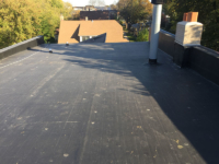 Wisconsin Roofing LLC | Milwaukee | Commercial Roofs | EPDM Rubber Roof ISO Insulation