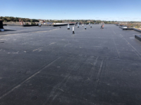 Wisconsin Roofing LLC | Milwaukee | Commercial Roofs | EPDM Rubber Roof with ISO Tapered