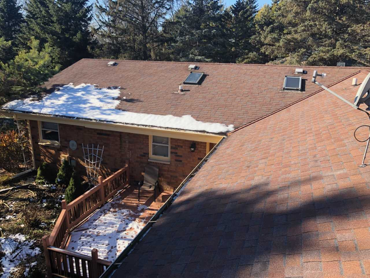 Before Roof Replacement