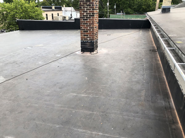 Wisconsin Roofing LLC | Elkhart | Commercial Roofs | EPDM Rubber Roof | Side