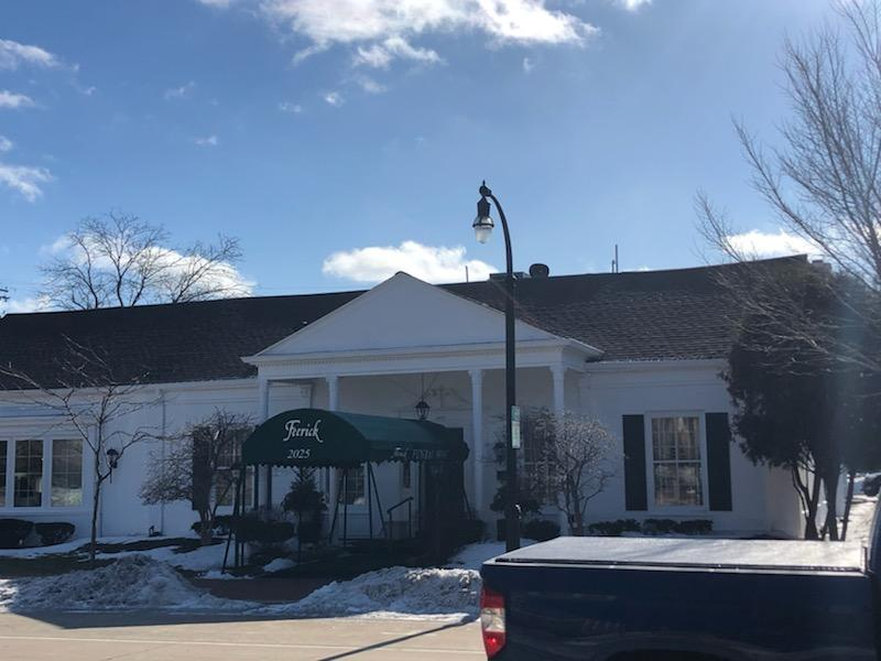 Wisconsin Roofing LLC   Feerick Funeral Home   Commercial Roofs