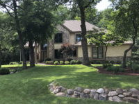 Wisconsin Roofing LLC | Finished Work | Residential | House View
