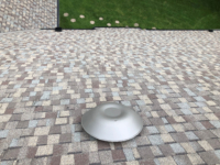 Wisconsin Roofing LLC | Vent | Residential | Top View