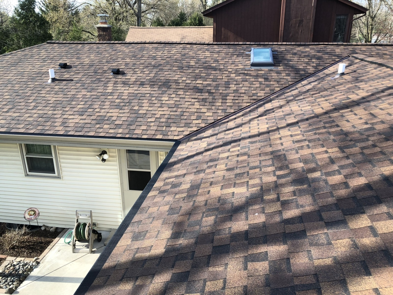 Wisconsin Roofing LLC | Case Study | Joe Georgeson | Shingle Roof | After Completed