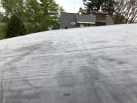 Wisconsin Roofing LLC | Flat Decks | Residential | Close Up