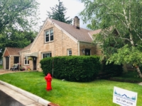 Wisconsin Roofing LLC | Belgium | Residential | Landmark Resawn Shake | Cape cod with addition roof with ventilation upgrade side