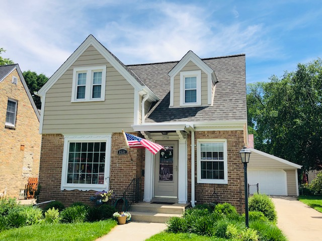 Wisconsin Roofing LLC | Wauwatosa | Residential | Landmark Weathered Wood | Roof with ventilation upgrade and all new flashing work