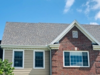 Wisconsin Roofing LLC | Mequon | New Roof | Installed before the sale of home | Upgraded ventilation | CertainTeed Landmark Driftwood Front