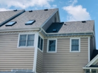 Wisconsin Roofing LLC | Mequon | New Roof | Installed before the sale of home | Upgraded ventilation | CertainTeed Landmark Driftwood Side