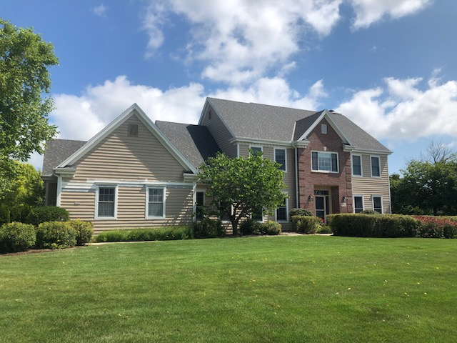 Wisconsin Roofing LLC | Mequon | New Roof | Installed before the sale of home | Upgraded ventilation | CertainTeed Landmark Driftwood