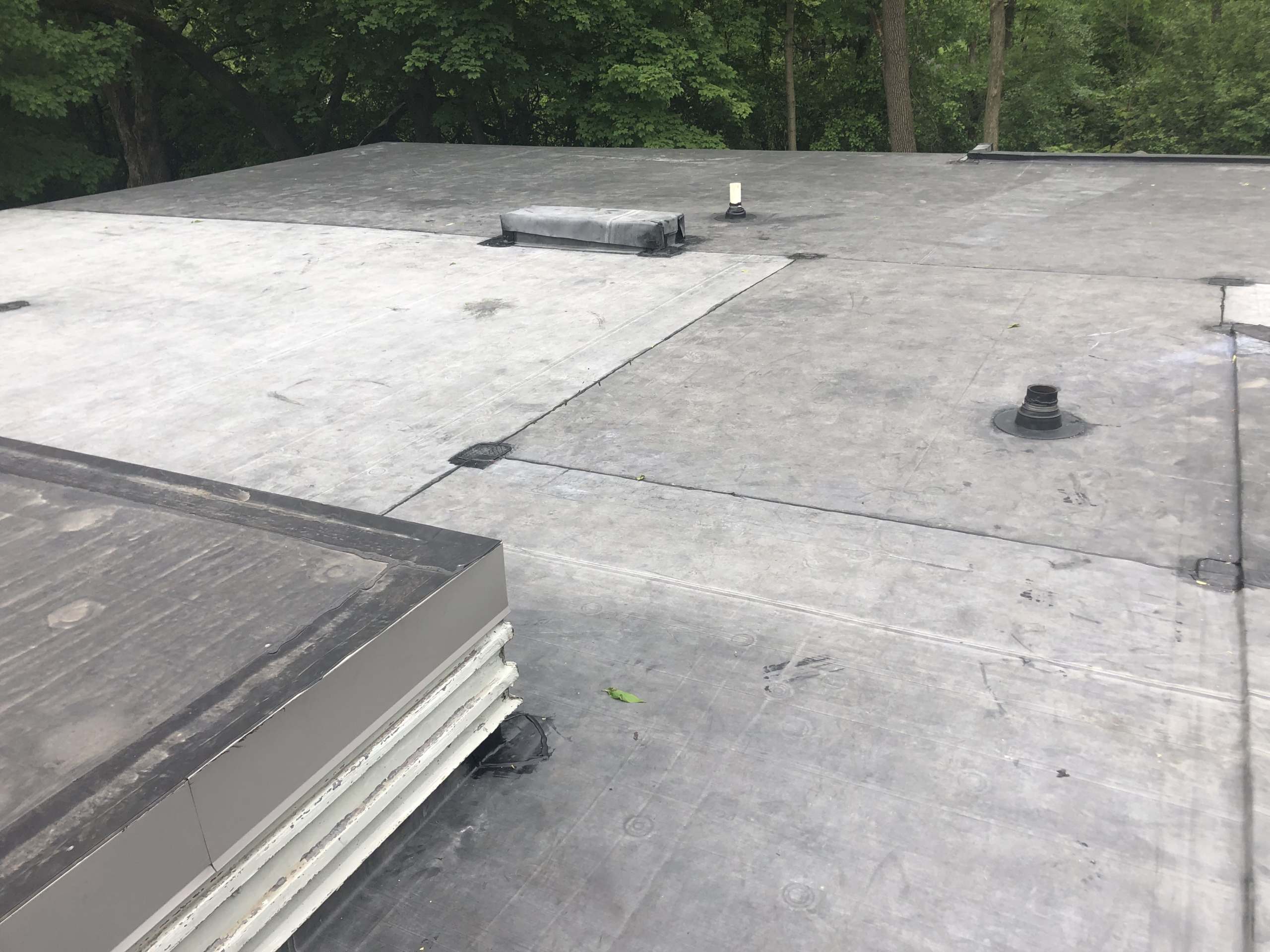 Wisconsin Roofing LLC | Best Work | Flat Deck | Brookfield