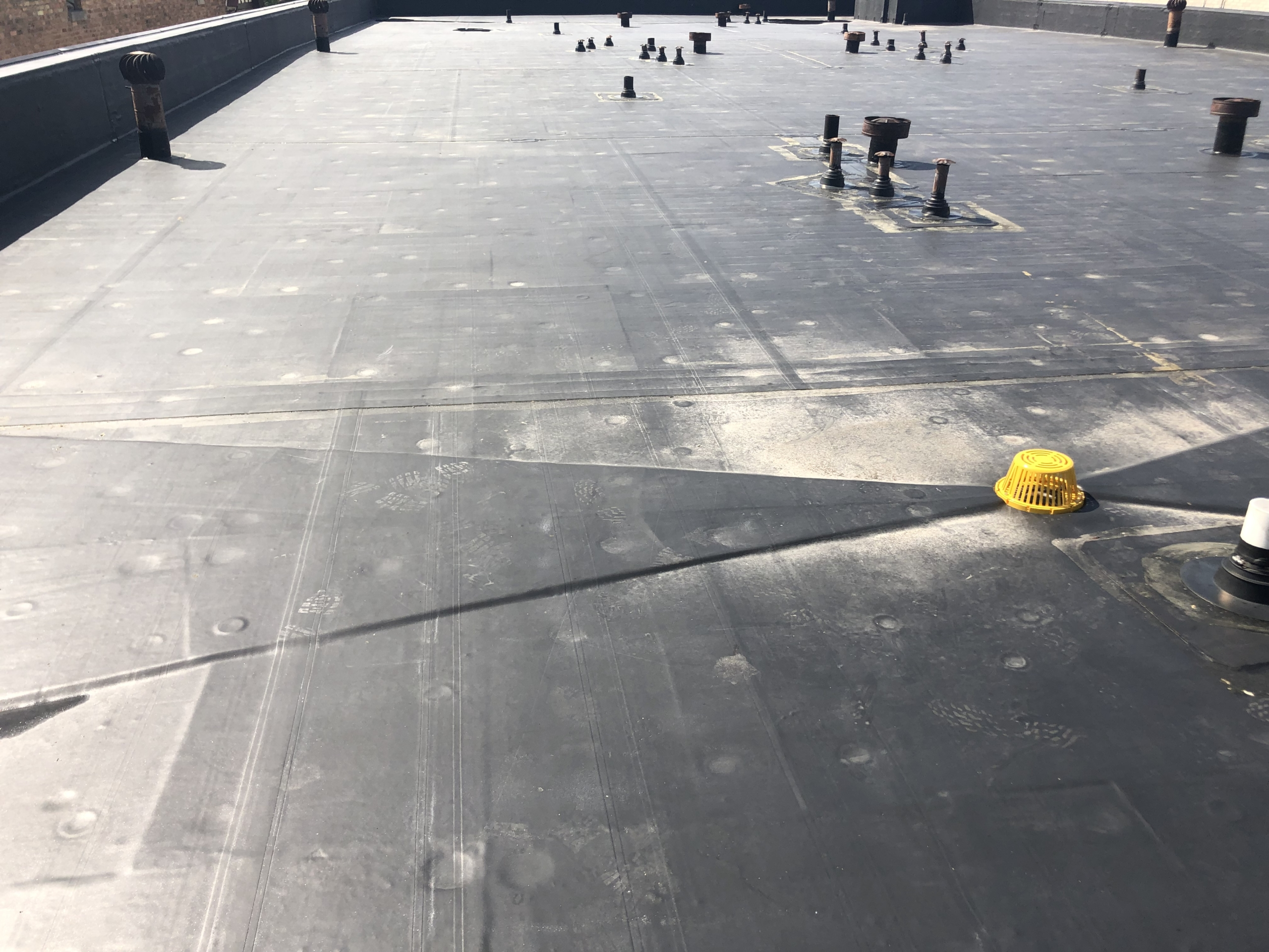 Wisconsin Roofing LLC | Commercial | Flat Roof | Finished | Milwaukee