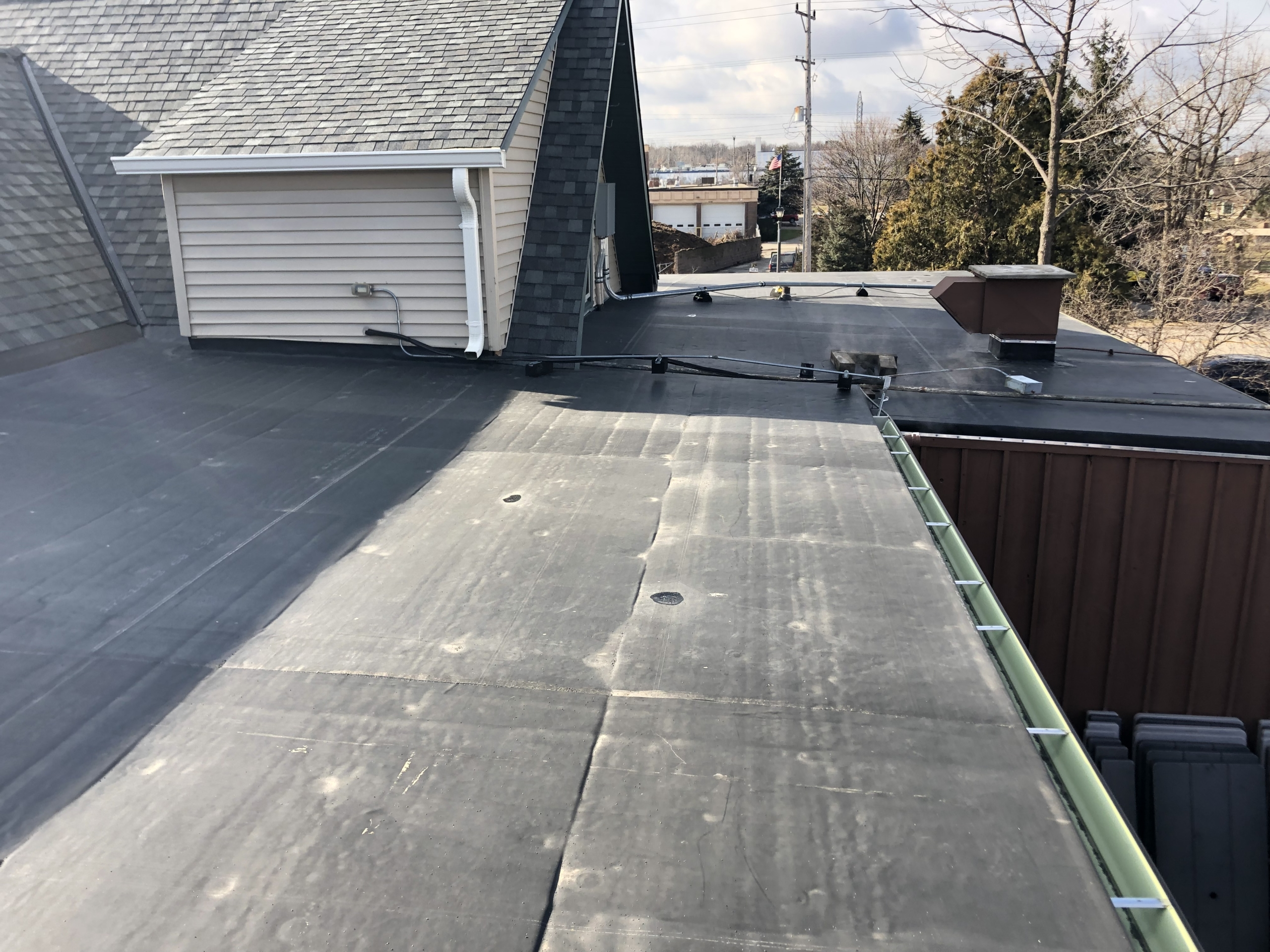 Wisconsin Roofing LLC | Commercial | Flat Roof | Hartland