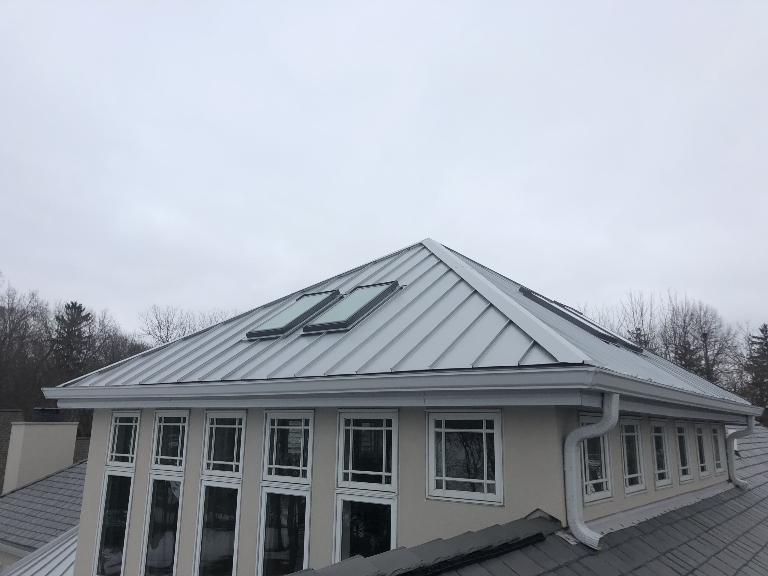 Wisconsin Roofing LLC | Residential | Elkhart Lake | Metal roofing