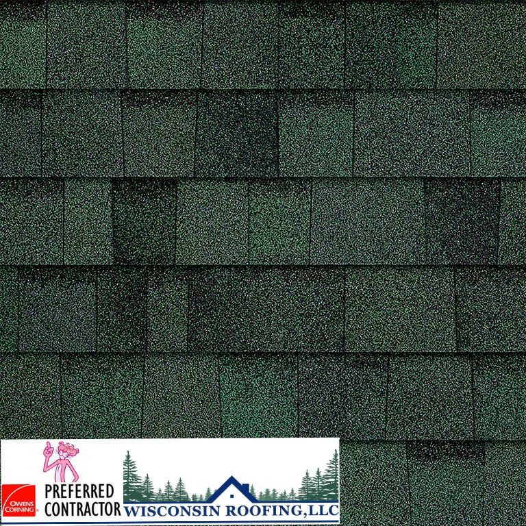 Wisconsin Roofing LLC | Owens Corning | Duration | Chateau Green