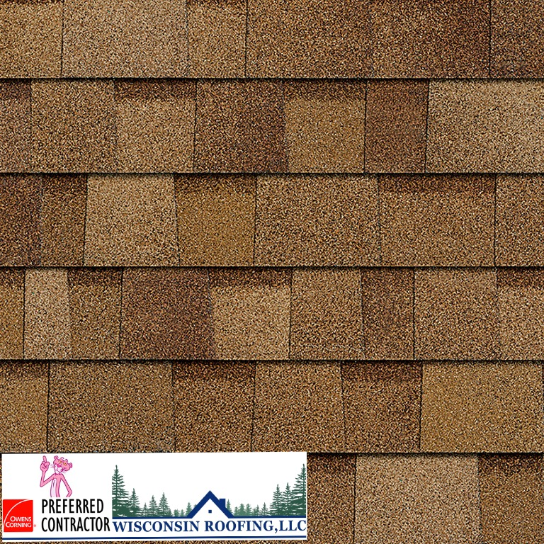 Wisconsin Roofing LLC | Owens Corning | Duration | Desert Tan