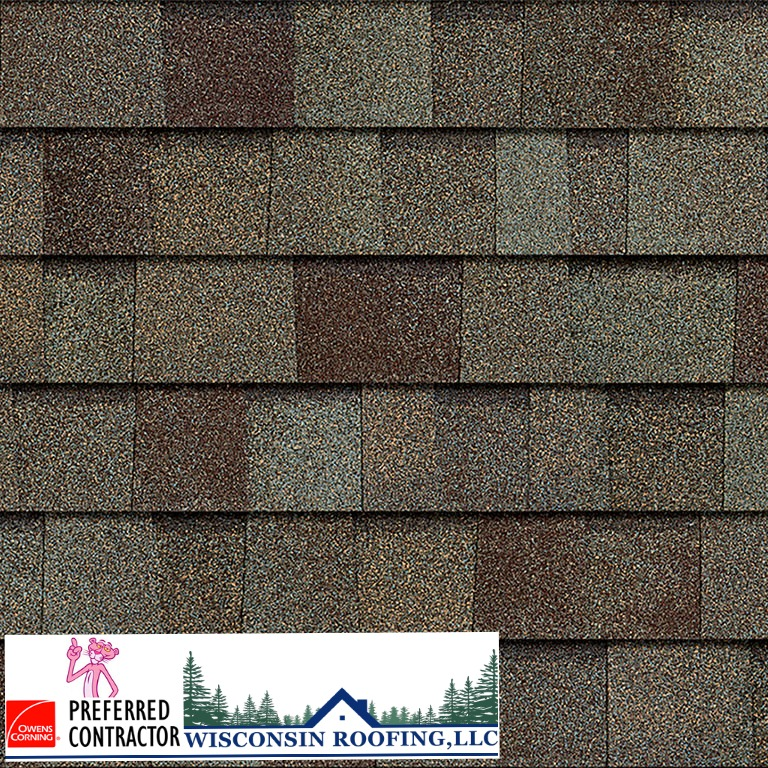 Wisconsin Roofing LLC | Owens Corning | Duration | Driftwood