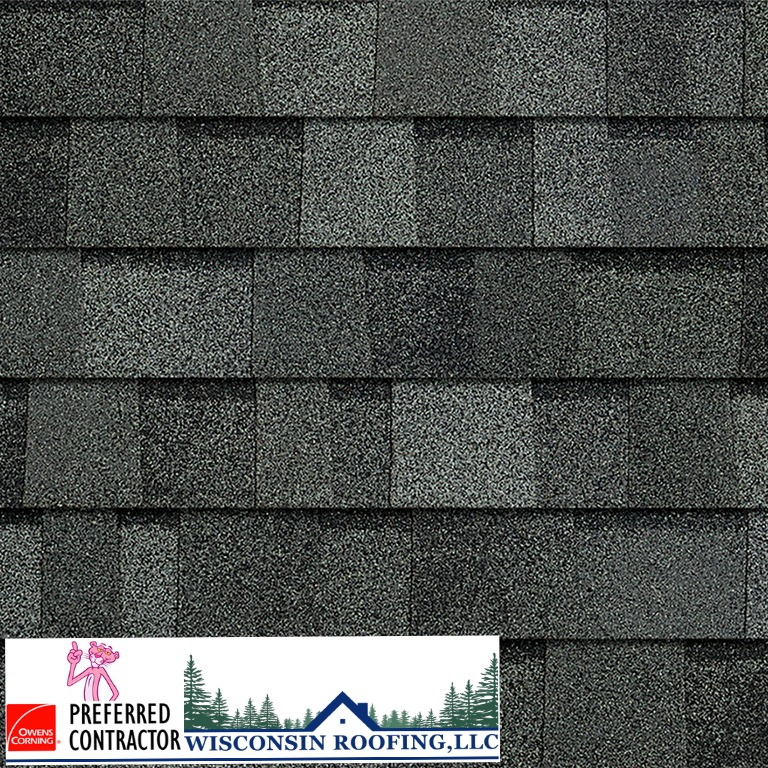 Wisconsin Roofing LLC | Owens Corning | Duration | Estate Gray
