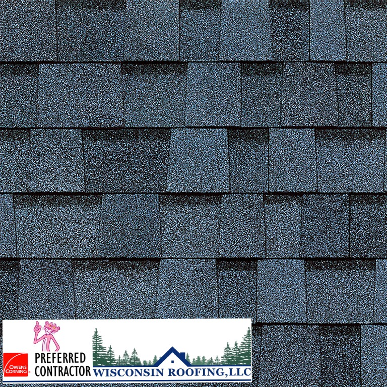 Wisconsin Roofing LLC | Owens Corning | Duration | Harbor Blue