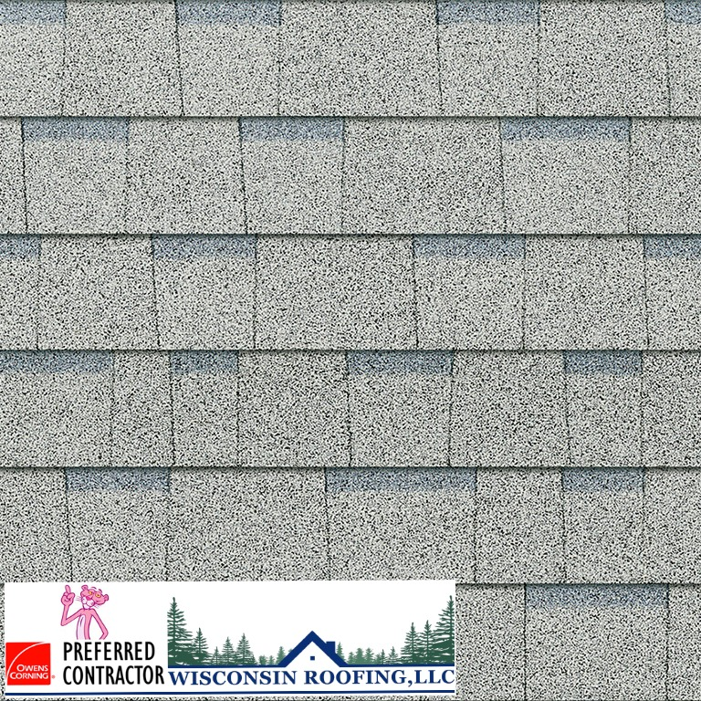 Wisconsin Roofing LLC | Owens Corning | Duration | Shasta White