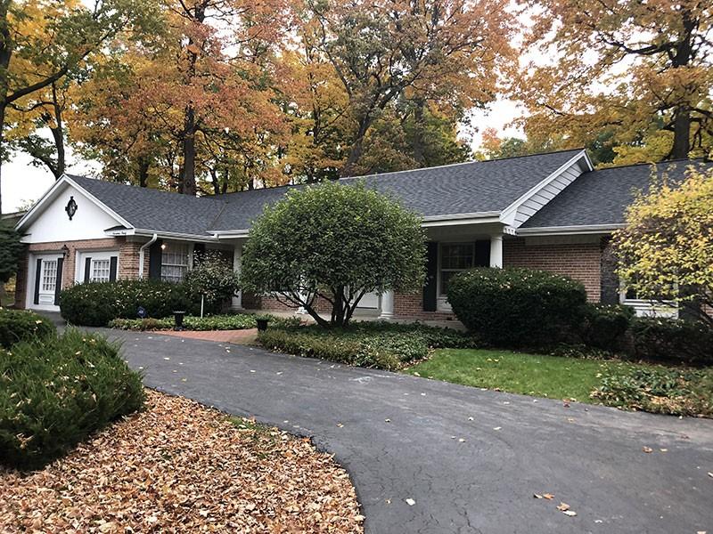 Wisconsin Roofing LLC | Residential | Brookfield | CertainTeed Landmark PRO Moire Black