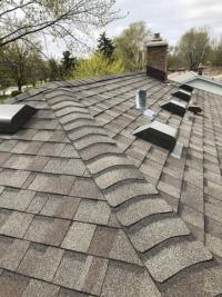 Wisconsin Roofing LLC | Menomonee-Falls | Residential Roofs | Certain Teed Landmark Weathered Wood