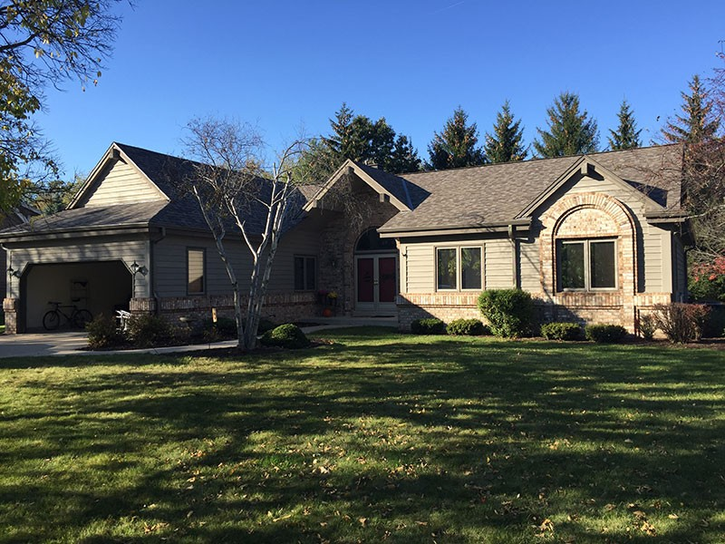 Wisconsin Roofing LLC | New Berlin | Residential Roofs | Certain Teed Landmark PRO