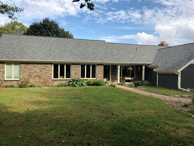 Wisconsin Roofing LLC | Delafield | Residential | CertainTeed Landmark PRO Colonial Slate