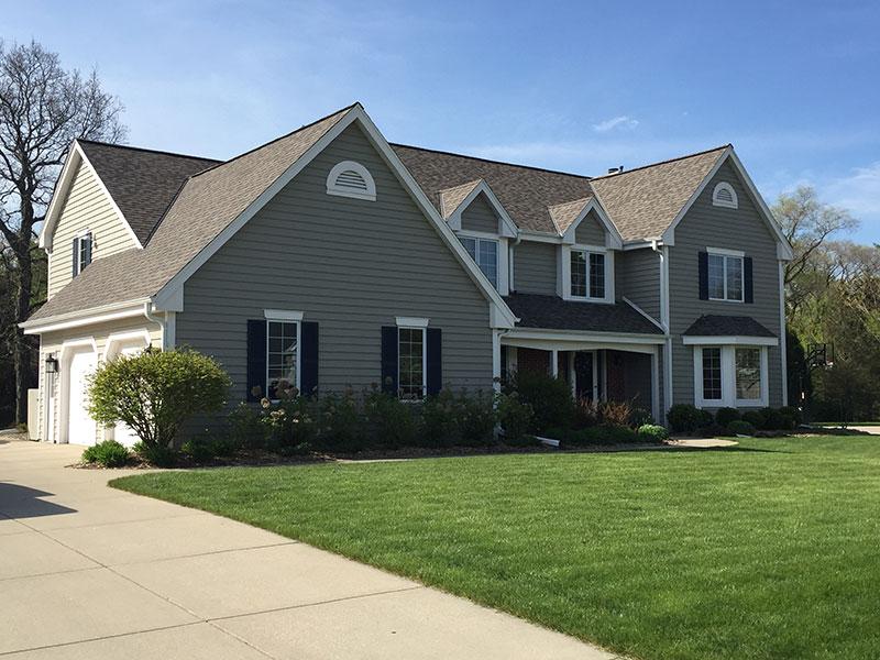 Wisconsin Roofing LLC | Brookfield | Residential | CertainTeed Landmark PRO Driftwood