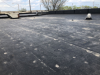 Wisconsin Roofing LLC | Milwaukee | Commercial Roofs | EPDM Rubber Roof with ISO