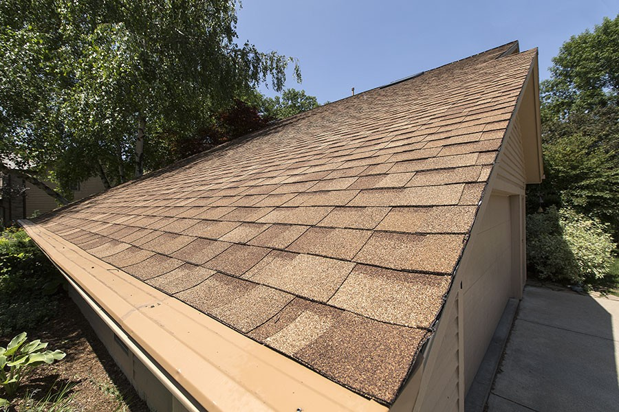 Wisconsin Roofing LLC | Residential | Brookfield | Owens Corning True definition Duration Desert Tan