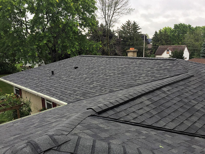 Wisconsin Roofing LLC | Residential | Random Lake | Owens Corning Tru Definition Duration Estate Grey