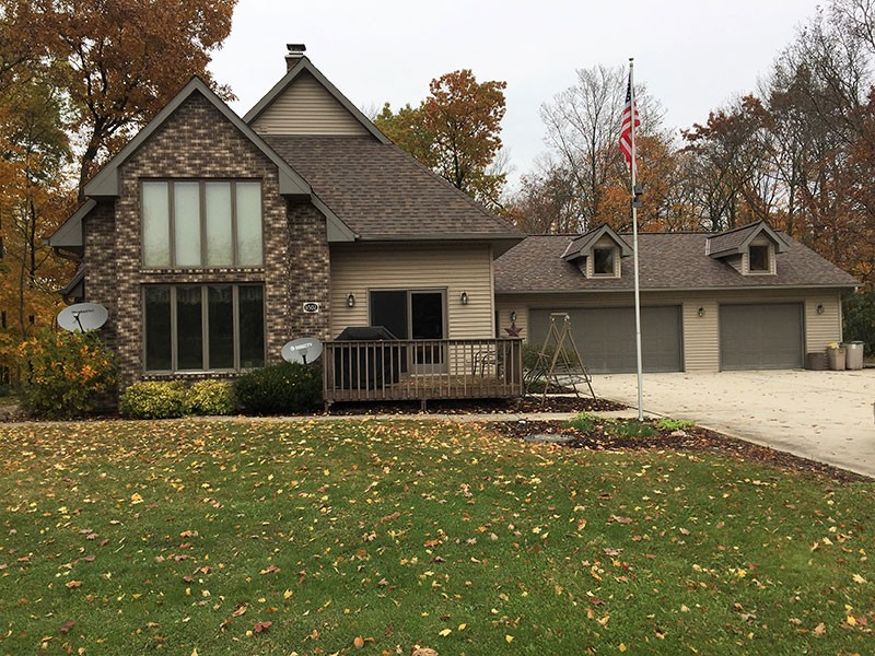 Wisconsin Roofing LLC | Residential | New Berlin | Owens Corning Tru Definition Duration Teak Kiel