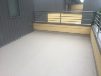 Wisconsin Roofing LLC | Waukesha | Commercial Roofs | PVC DecTec | Balcony