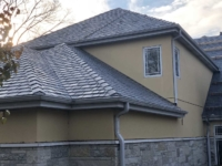 Wisconsin Roofing LLC | Residential | Composite Slate | Side View