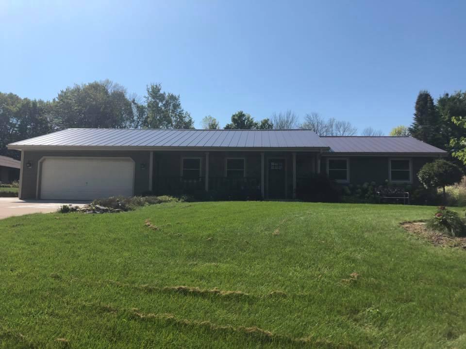 Wisconsin Roofing LLC | Menomonee Falls | Residential | Corrguated Metal Roof