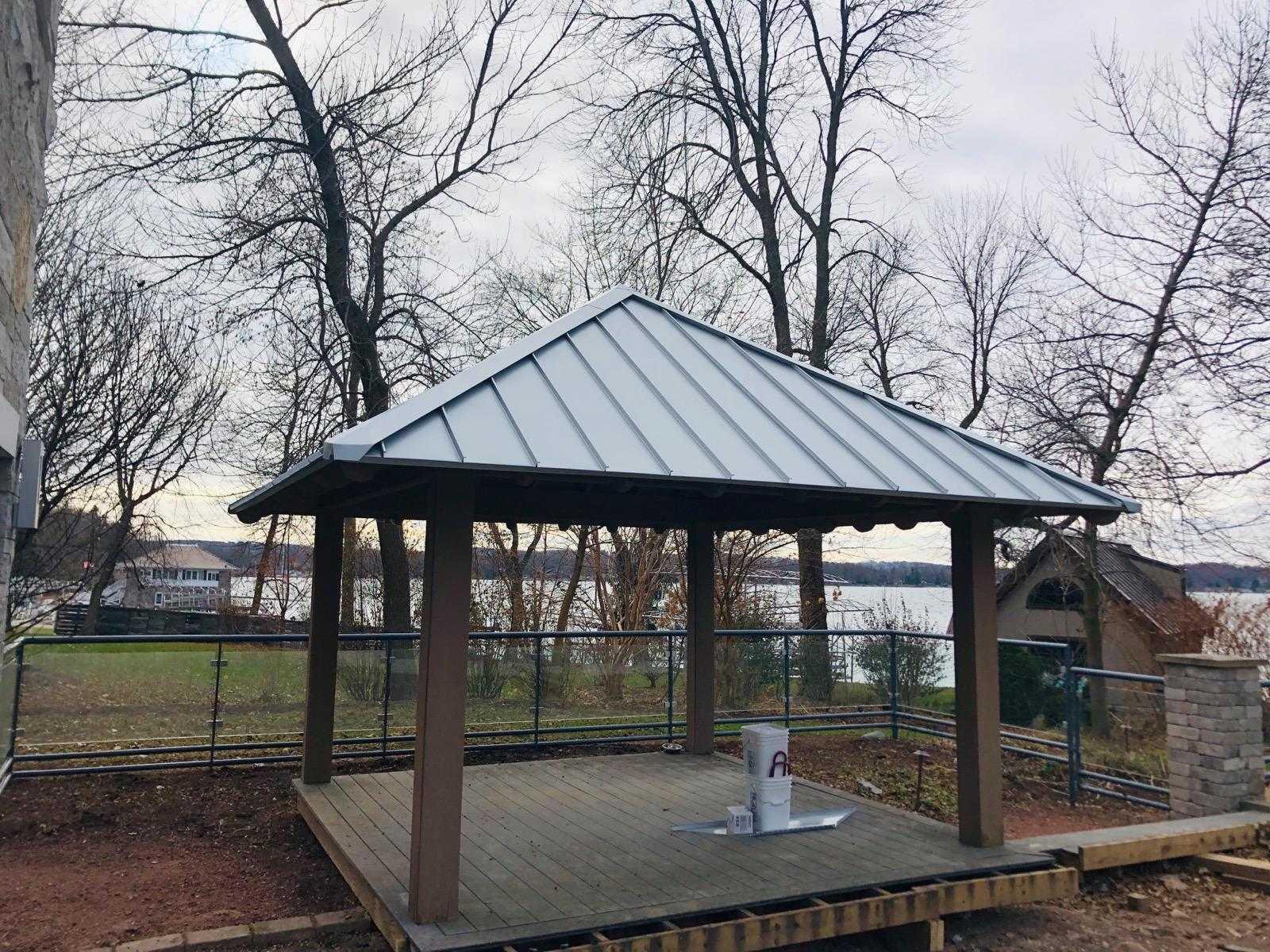 Wisconsin Roofing LLC | Menomonee Falls | Residential | Standing Seam Metal Roof