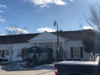 Wisconsin Roofing LLC | Feerick Funeral Home | Commercial Roofs