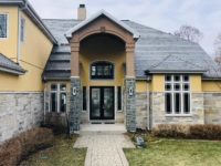 Wisconsin Roofing LLC | Residential | Composite Slate | Front