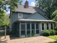 Wisconsin Roofing LLC | Brookfield | Residential | Landmark Driftwood | Upgraded ventilation and all new custom bent chimney flashing that was leaking prior front