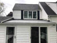 Wisconsin Roofing LLC | Elm Grove | Best Roofing Company | New rubber flat roof that was leaking prior