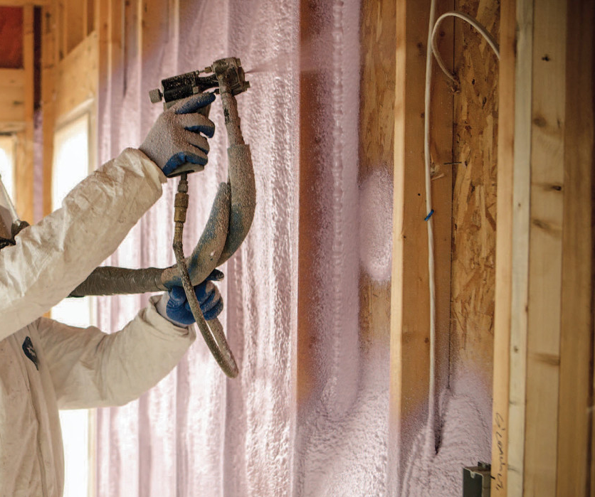 Wisconsin Roofing Spray Foam Services